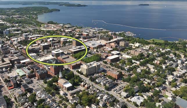 Burlington Town Center location